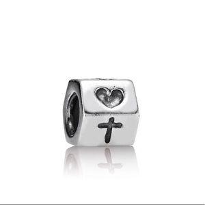 Pandora faith hope love